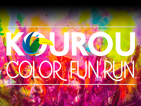 KOUROU COLOR FUN RUN 2019